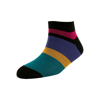 Men's Big Broad Stripe Ankle Socks