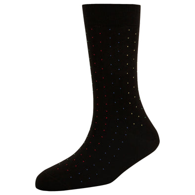 Men's Fashion Small Dots Socks
