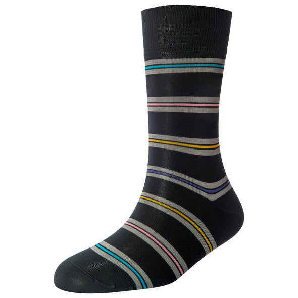 Men's Stripe Socks