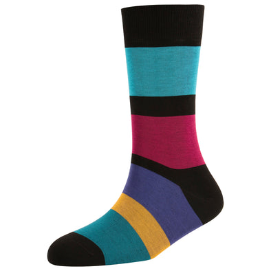 Men's Big Broad Stripe Socks