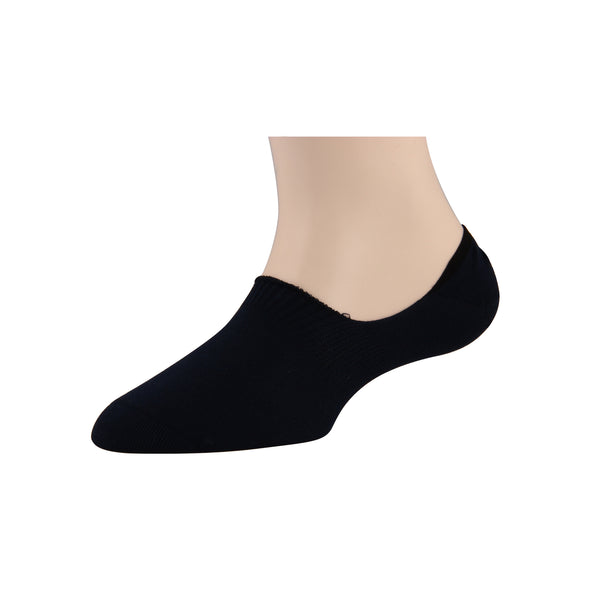 Men's Invisible Solid Socks