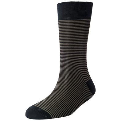 Men's Pin Stripe Socks