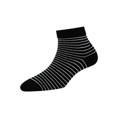 Women's YW-W1-4003 Ankle Pin Stripe Socks