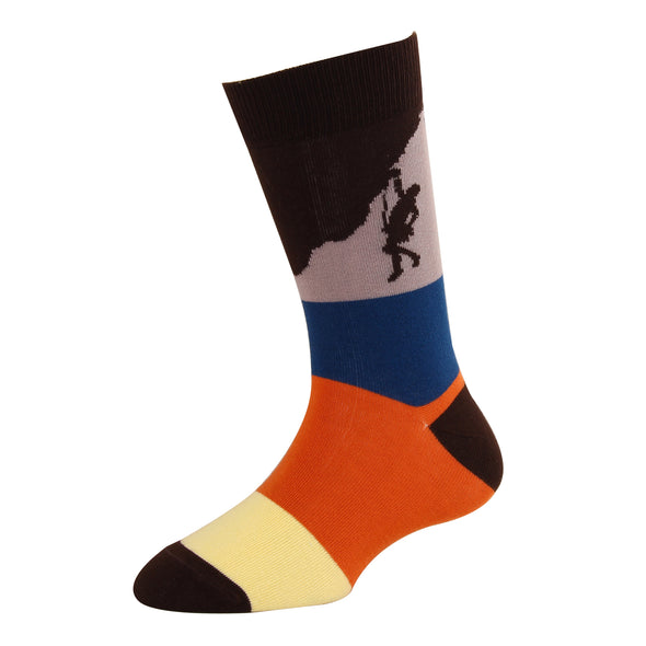 Men's MX02 Pack of 3 Assorted Socks