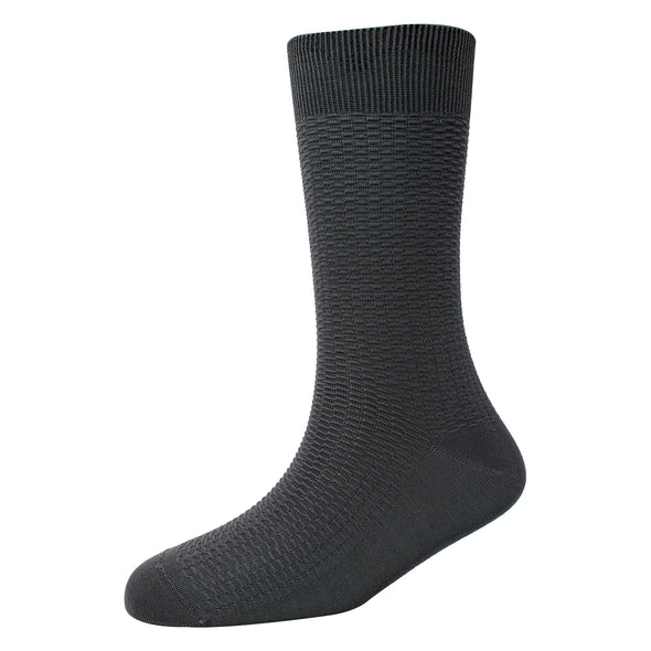Men's Super Fine Texture Design Fashion socks