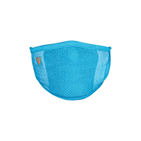 2-Layer Anti-Bacterial Protection Mask for Kids, Fashion Coloured -Size - Medium (8-12 Yrs) - Pack of 2