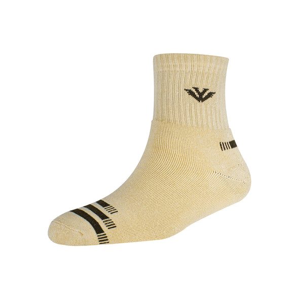 Young Wings Men's TS11 Pack of 3 Terry Sports Ankle Socks