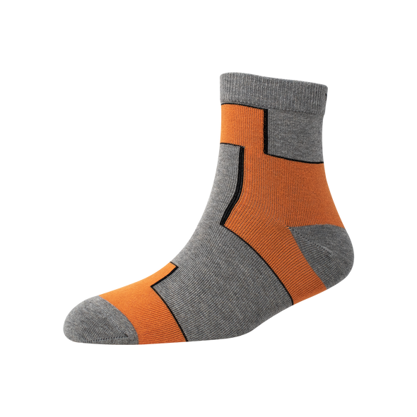 Men's AL018 Pack of 3 Ankle Socks