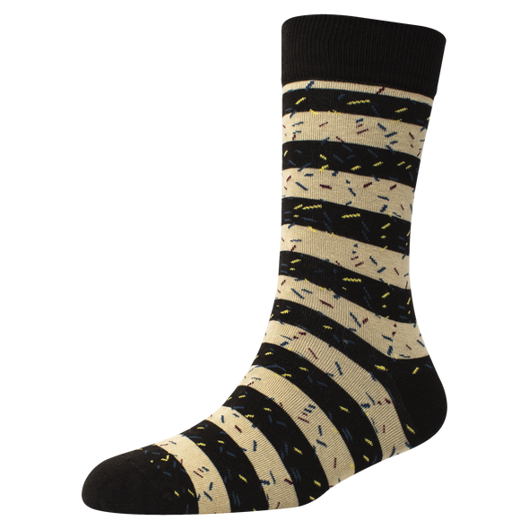 Men's FL019 Pack of 3 Crew Socks