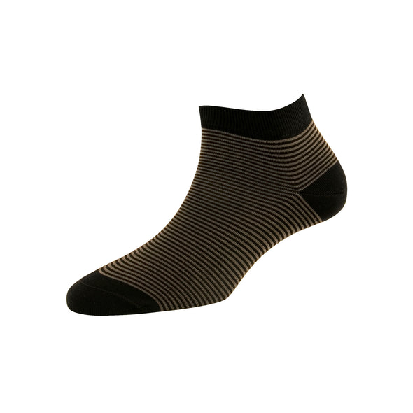 Women's Pin Stripe Ankle Socks