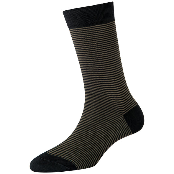 Women's Pin Stripe Socks