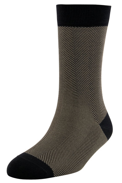 Men's Fashion Herringbone Socks
