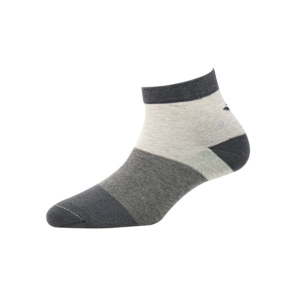 Women's YW-W1-4008 Ankle Colour Blocks Socks
