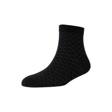 Men's YW-M1-274 Diamond Line Ankle Socks