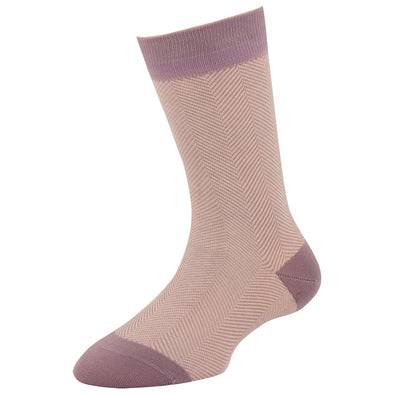Women's Fashion Herringbone Socks