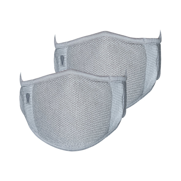 2-Layer Antibacterial Protection Mask for Adults (Unisex) - Pack of 2