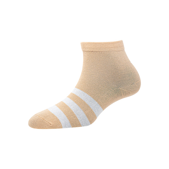 Women's YW-W1-4002 Ankle Stripe Socks