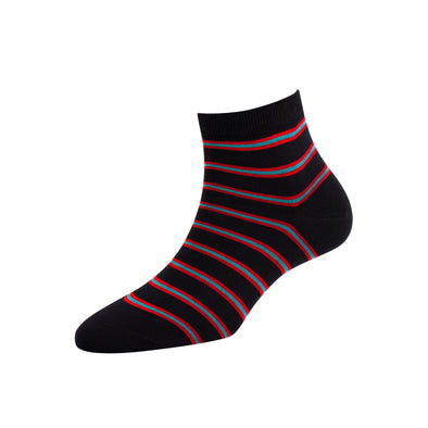 Women's Stripe Ankle Socks