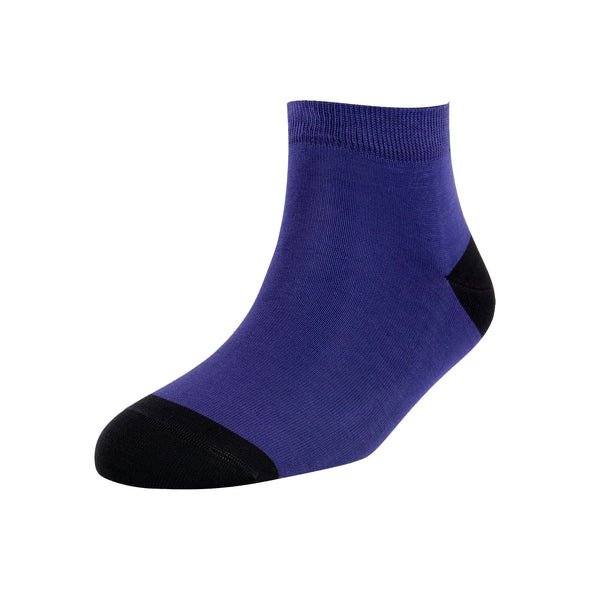 Men's Fashion Heal and Toe Ankle Socks