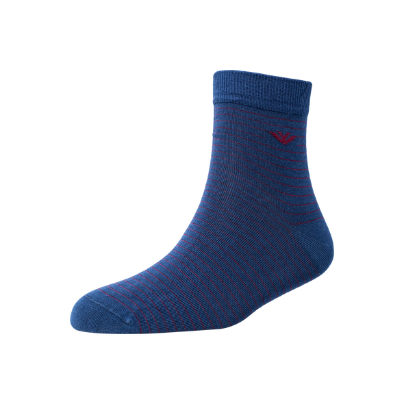 Men's YW-M1-266 Pin Stripe Ankle Socks
