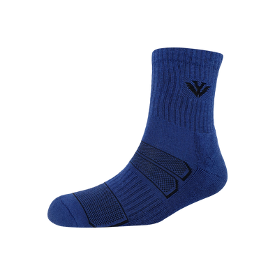 Men's YW-M1-261 Terry Colour Mesh Ankle Socks