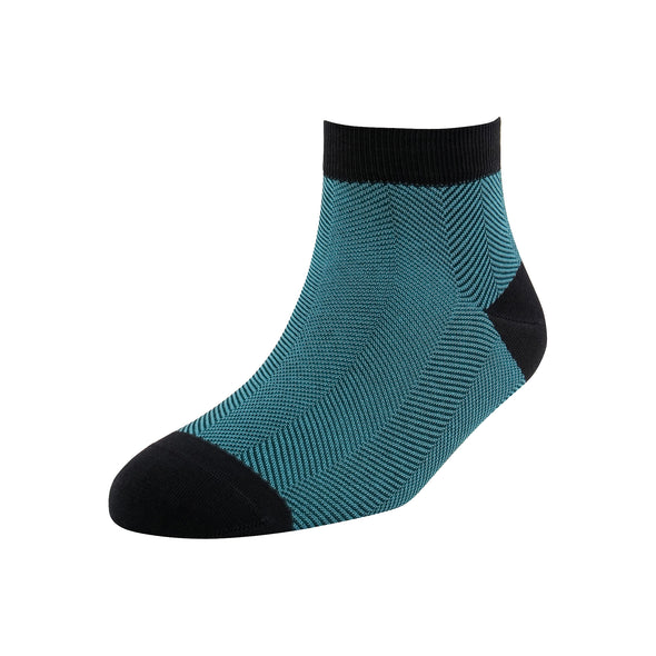 Men's Fashion Herringbone Ankle Socks