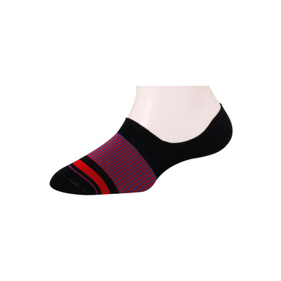 Men's Invisible Pin Stripe Socks
