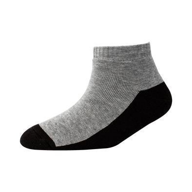 Men's YW-M1-223 Terry Half Sole Ankle Socks