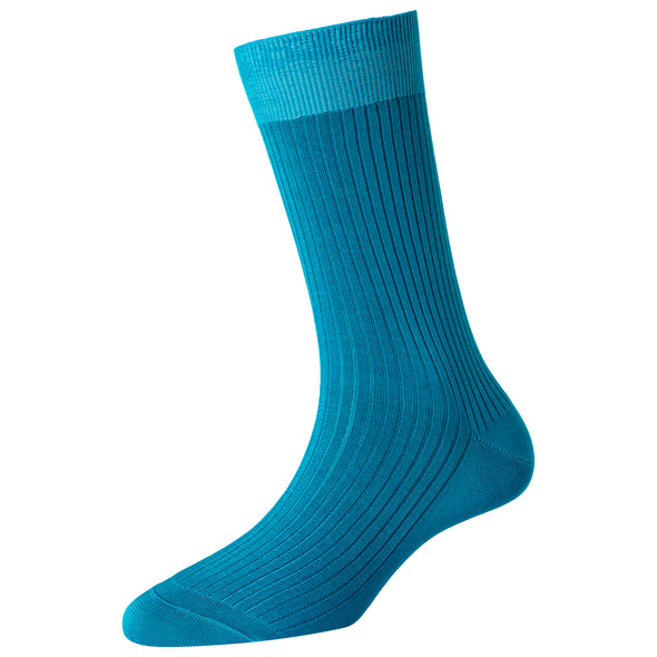Women's Super Fine 4x1 RIB Socks