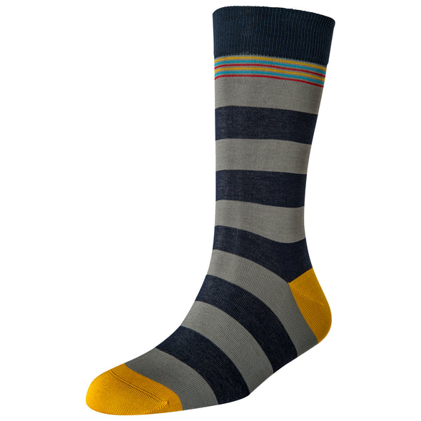 Men's Broad Stripe Socks