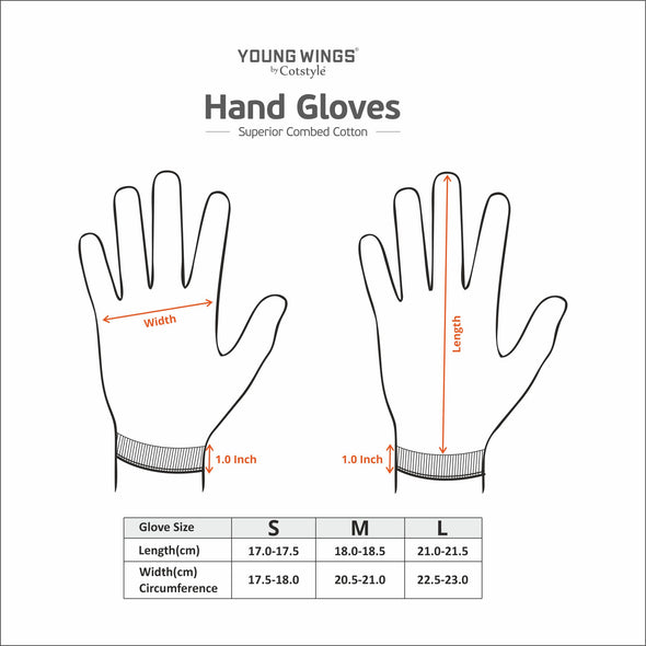 Women's Antibacterial Pack of 2 Hand Gloves
