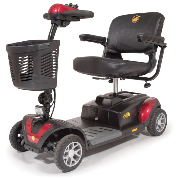 Buzzaround XL-HD- 4 Wheel GB147H