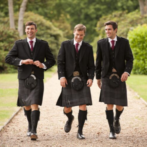 Custom-Made Highland Wear