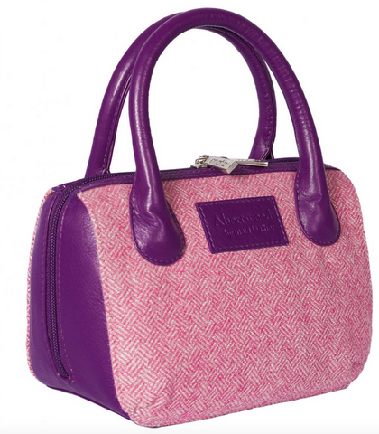 https://www.kiltswihae.co.uk/collections/mala-leather/products/mala-abertweed-collection-british-leather-in-purple-with-pink-tweed-grab-purse-tote-handbag