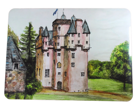 https://www.kiltswihae.co.uk/collections/kimberly-art/products/kimberly-art-hand-painted-watercolour-scottish-castle-placemat-craigievar-castle