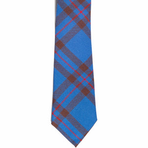 100% Wool Traditional Scottish Tartan Neck Tie - Elliot