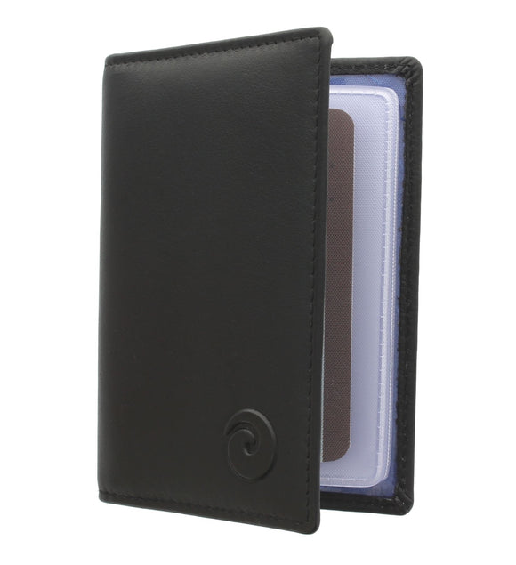 Origin Credit Card Holder by Mala Leather with RFID Indentification Protection