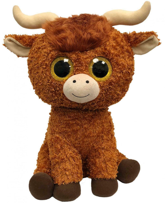 TY Beanie Boo - Angus the Highland Cow - Large - Limited Edition