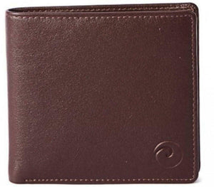 Origin Brown Bi-fold Wallet Mala Leather RFID Indentification Protection 110_5