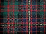 Scottish Large Tartan Travel Rug / Blanket / Throw Scottish New Wool - 14 Tartan