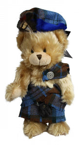 Ronnie Hek Angus Scottish Highlander Teddy Bear