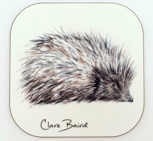 Clare Baird Hedgehog Coaster Table Mat