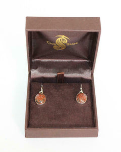 Two Skies Ltd Stunning Scottish Lewisian Earrings