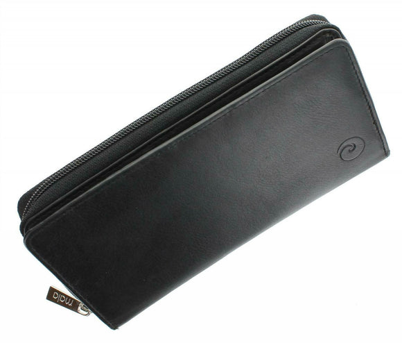 Origin Ladies Purse Wallet Mala Leather & RFID Indentification Protection 3258