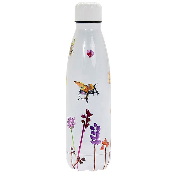 Super Cute Stainless Steel Busy Bumble Water Drinks Bottle