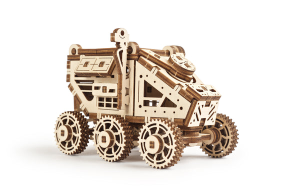 Ugears Space Conqueror Mars Buggy Wooden Model Construction Kit