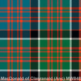 The House of Edgar Medium Weight Tartans Macs