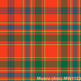 The House of Edgar Medium Weight Tartans M - Z