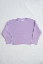 Load image into Gallery viewer, Mini Alex Knit Set / periwinkle