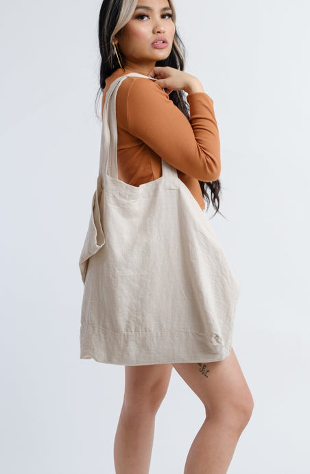 The Lua tote / natural